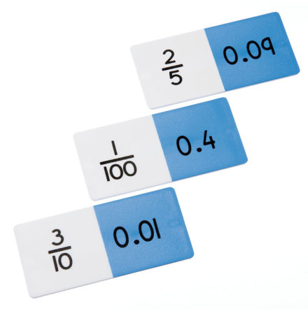 Domino - Bråk/decimal - 7762-540-7