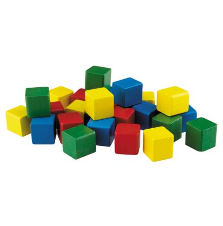3-D kuber Extra kuber - 7763-456-0