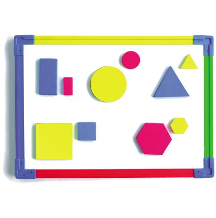 Logiska block klassiska - Magnetiska 60 st - 7762-680-0
