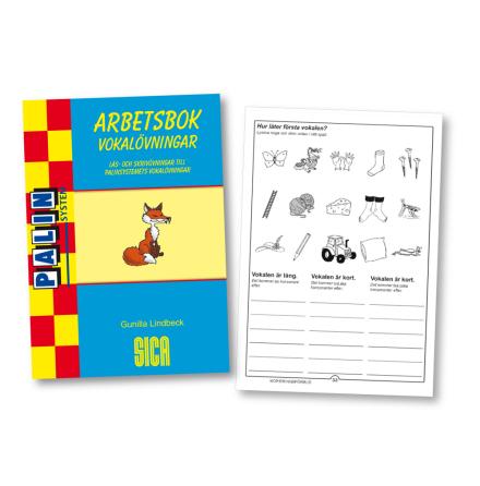 Vokalövningar Arbetsbok - 7762-130-0