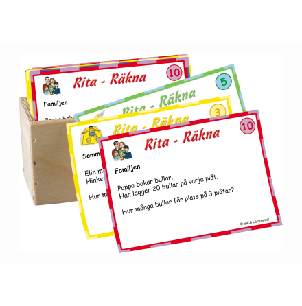 Rita - Räkna - 7762-462-2