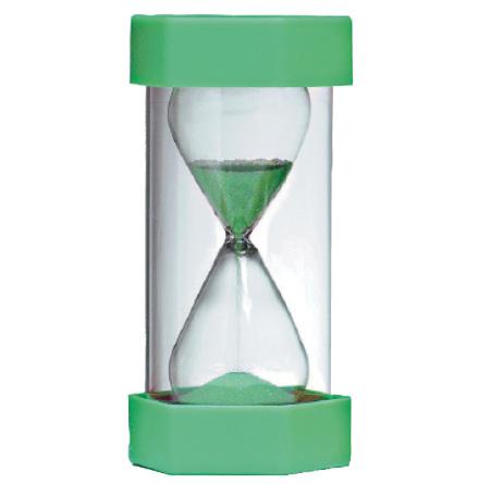 Timglas 1 min grön- 7763-894-0