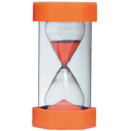 Timglas 10 min orange - 7763-896-4