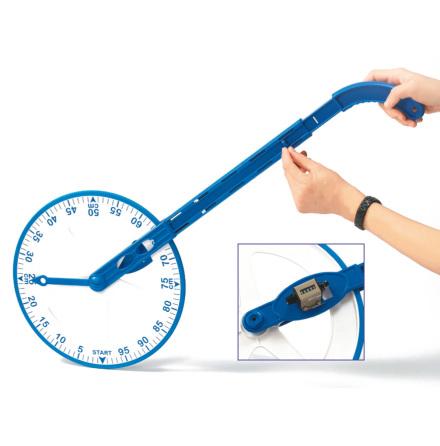 Meterhjul med varvräknare - 7763-475-1