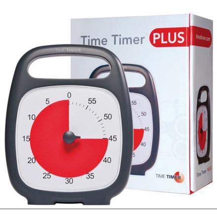 Time Timer Plus - 7763-392-1
