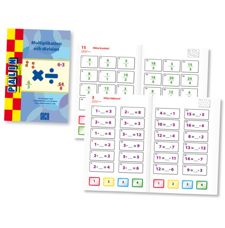 Palin - Multiplikation/division - 7762-162-1