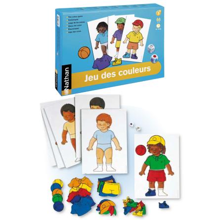 Färgspelet - 7763-600-7