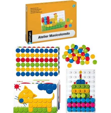 Maxi Coloredo - stora lådan - 7763-621-2