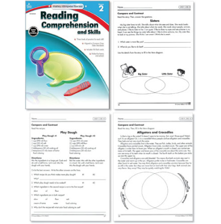 Reading Comprehension and Skills 2 - 7763-523-9