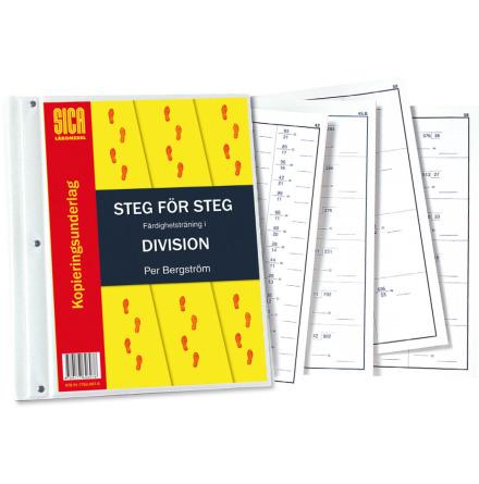 Steg för steg - Division - 7762-697-8