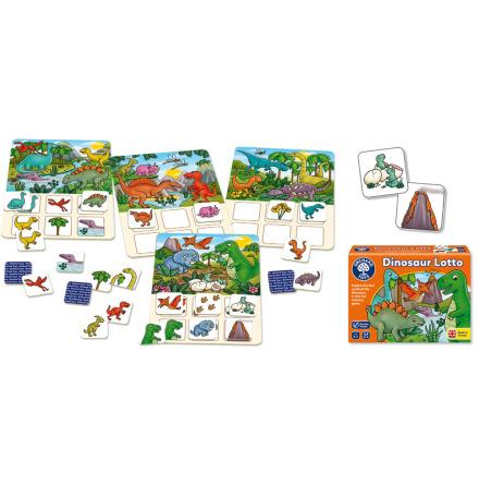 Dinosaurielotto - 7763-653-3