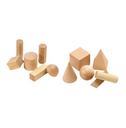 Geometriska modeller i trä - 7763-466-9