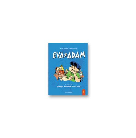 Eva & Adam - En historia om plugget, kompisar och kärlek - 7763-167-5