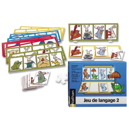 Språkspelet - 7763-022-7