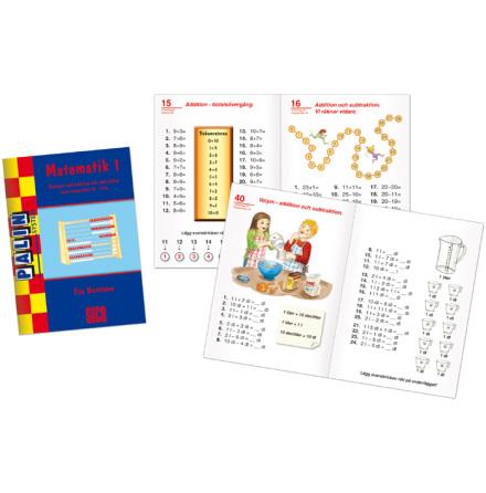 Matematik 1 - 7762-170-6