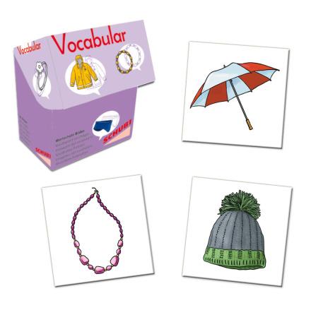 Vocabular - Kläder och accessoarer  - 7763-672-4